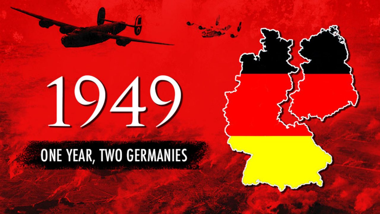 1949 – One Year, Two Germanies