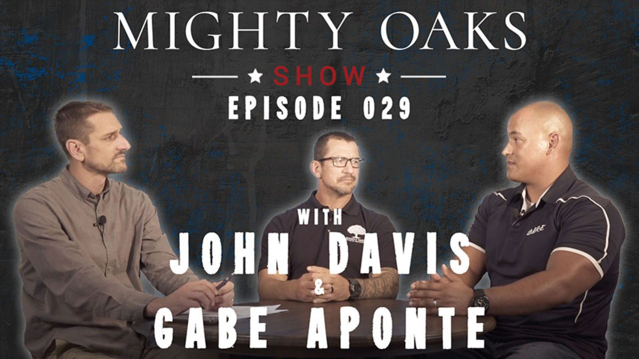 1st Responders Finding Hope with Gabe Aponte & John Davis