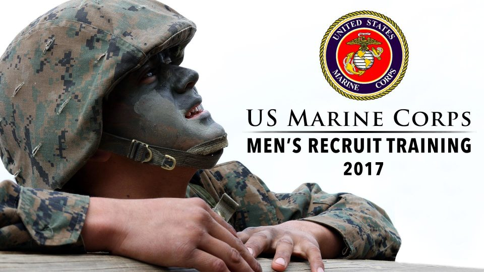 US Marine Corps Men's Recruit Training