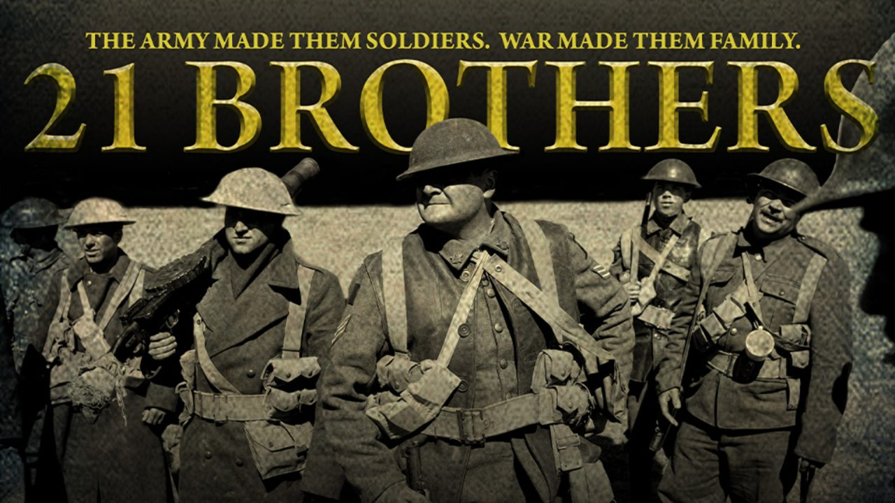 21 Brothers Trailer