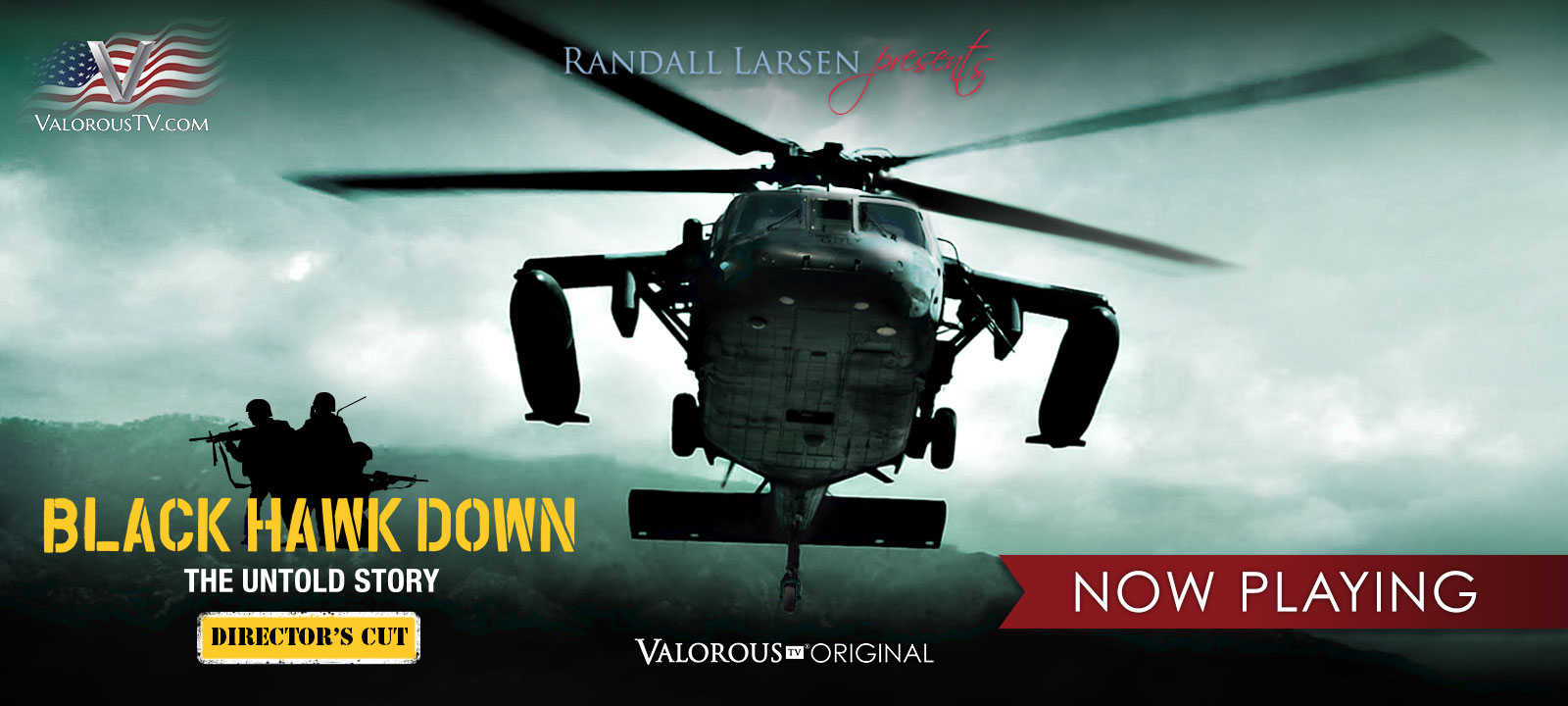 Black Hawk Down:  The Untold Story Director's Cut
