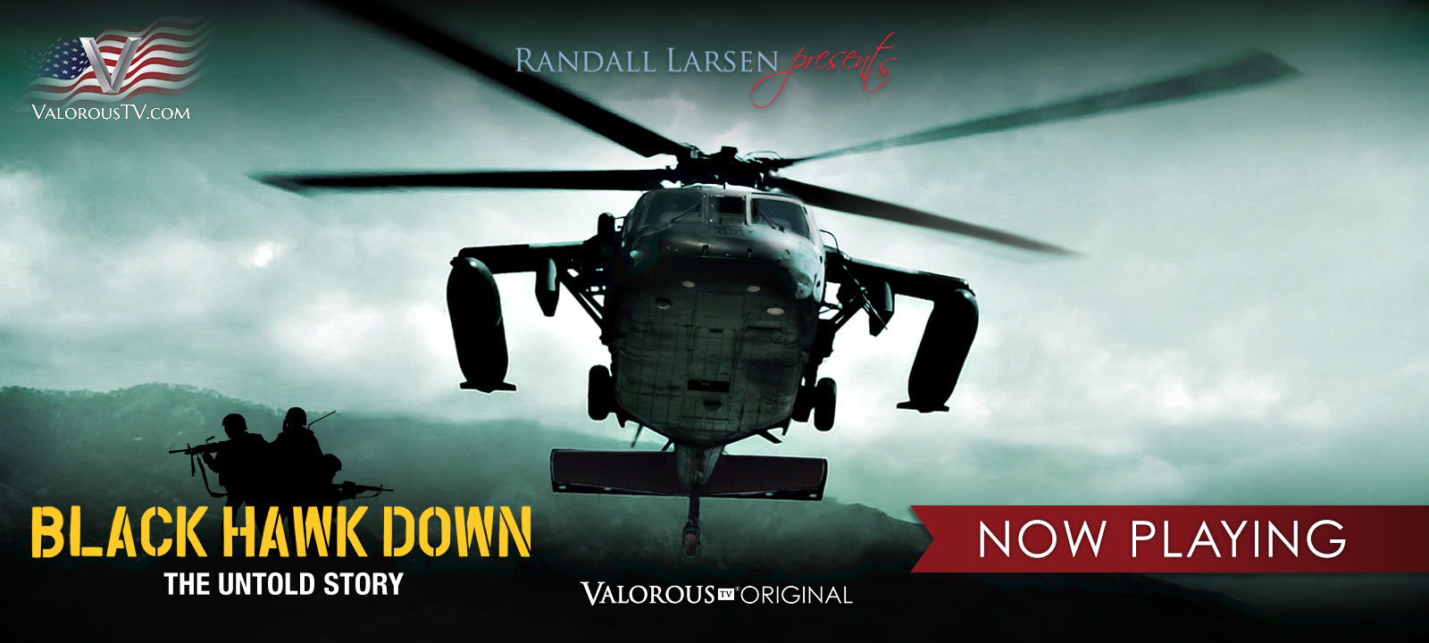 Black Hawk Down The Untold Story