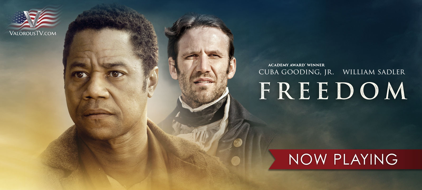 Freedom Starring Cuba Gooding, Jr