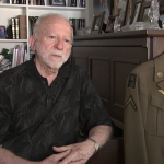 World War II Veteran Shares Experience with Young Generations