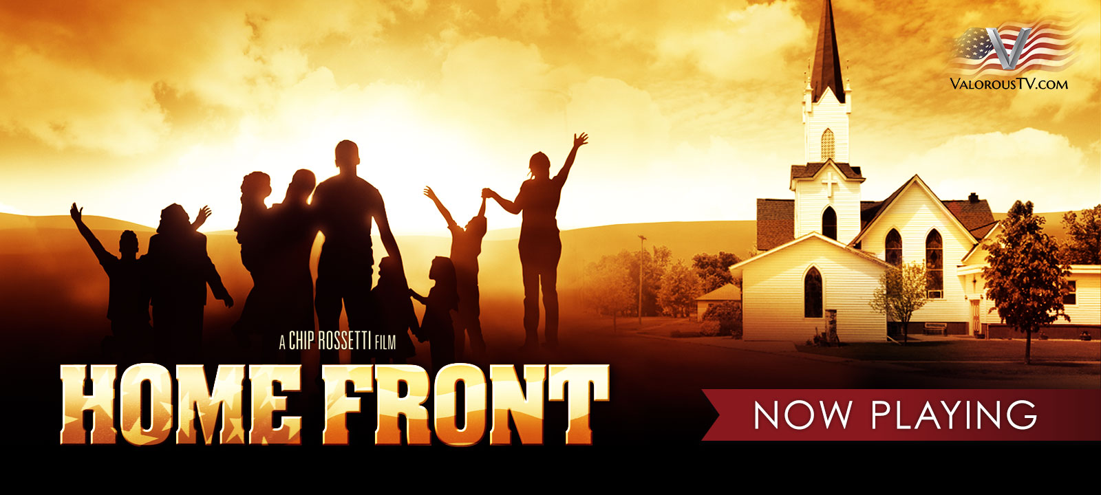Home Front Movie