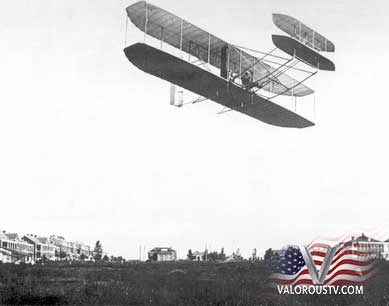 Valorous TV Wrights Military Flyer 1908