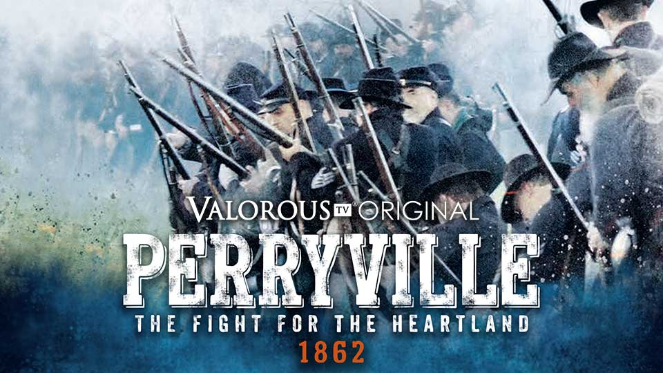 Civil War documentary on Valorous TV heroic movies