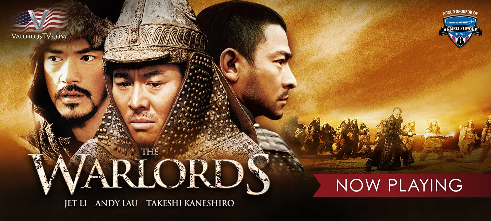 The Warlords movie