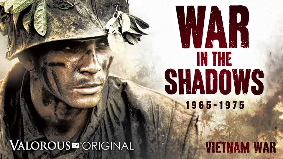 Vietnam War documentary on Valorous TV heroic movies