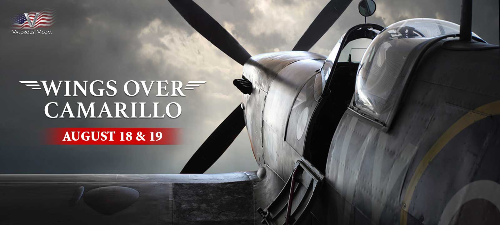 Valorous TV at Wings Over Camarillo Airshow 2018
