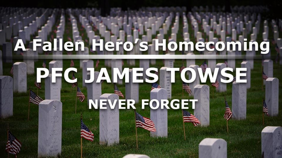 A Fallen Hero's Homecoming