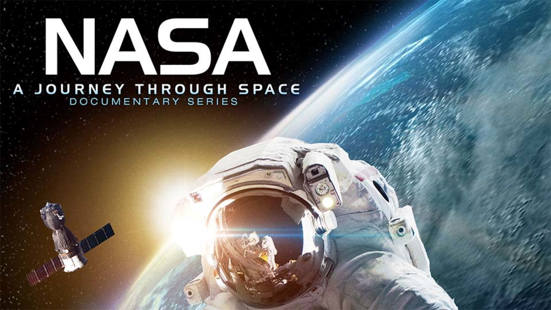 NASA a Journey Through Space documentary series on valorous tv heroic movies