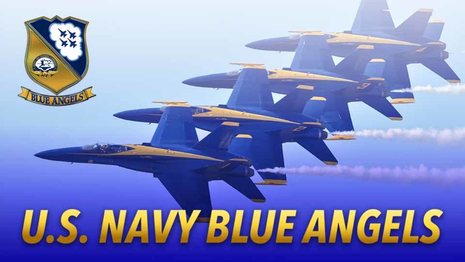 A Year In The Life Of The Blue Angels