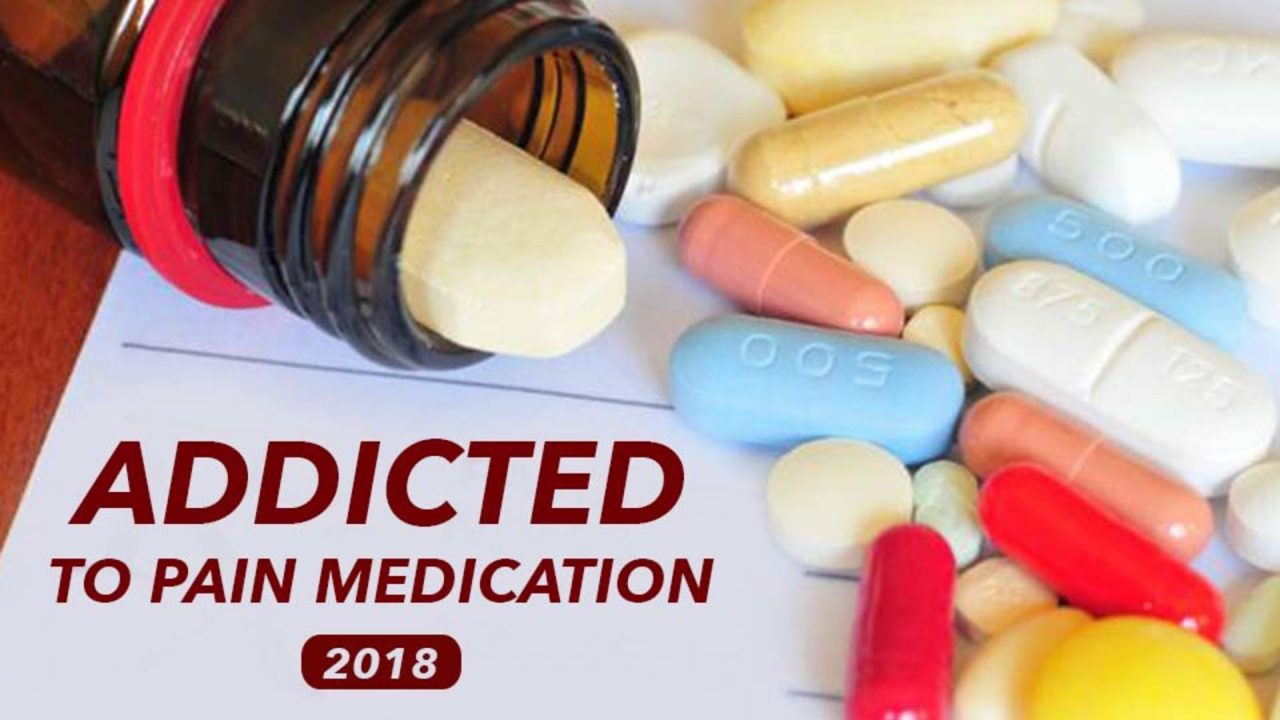 Addiction To Pain Medication
