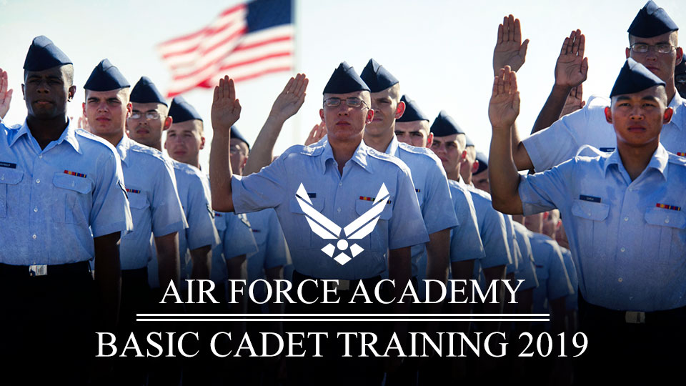 Air Force Academy Basic Cadet Training