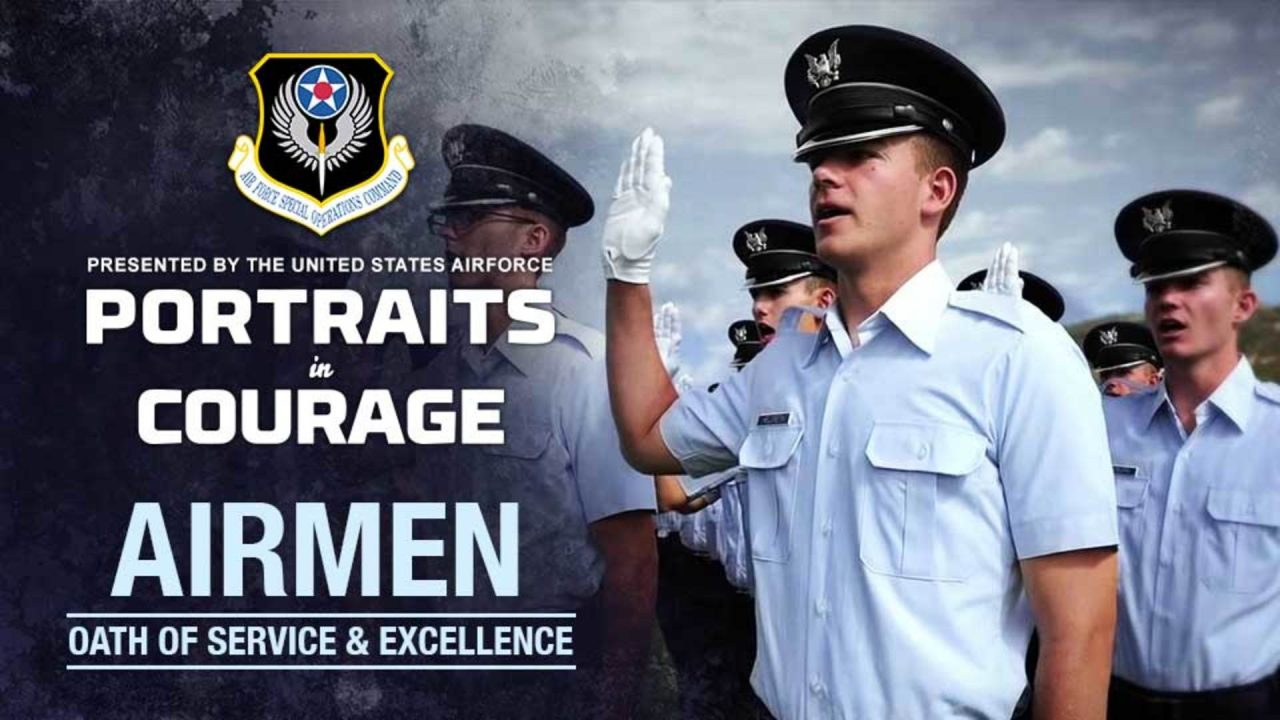 Airmen Oath of Service and Excellence