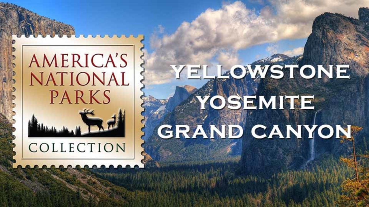 Yellowstone, Yosemite, Grand Canyon: America's National Parks