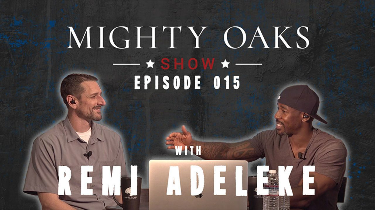 An Amazing Story of Faith & Transformation w/ Remi Adeleke