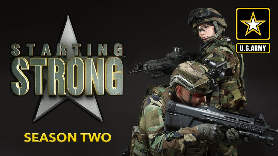 Army's Starting Strong - Season 2