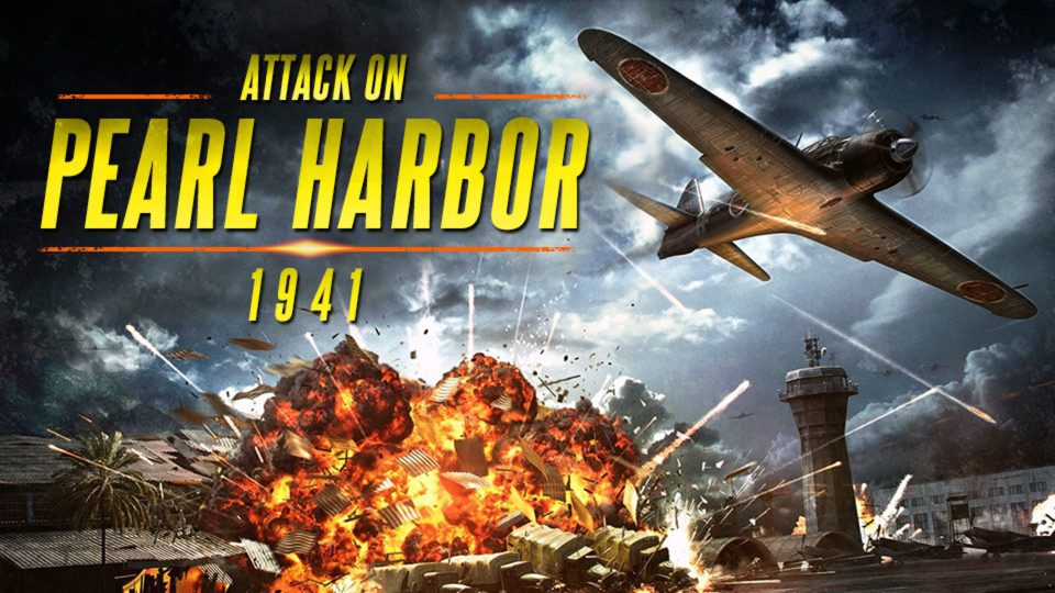 Attack on Pearl Harbor 1941