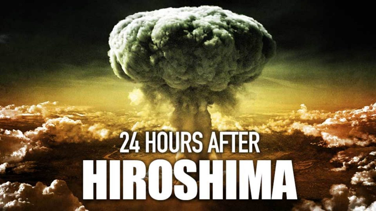 August 6, 1945 – 24 Hours After Hiroshima