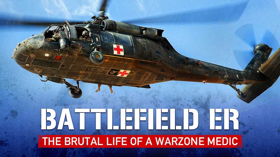 Battlefield ER: The brutal life of a warzone medic