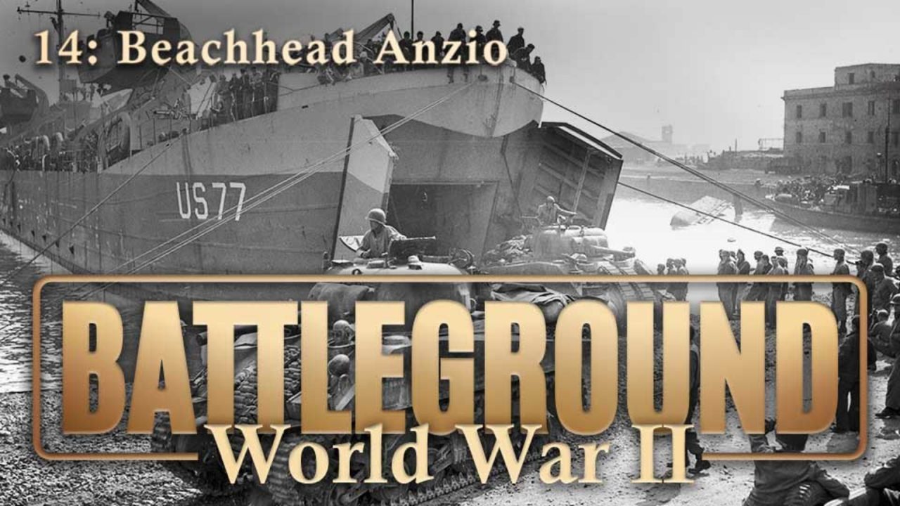 Battleground – World War II – Episode 14: Beachhead Anzio