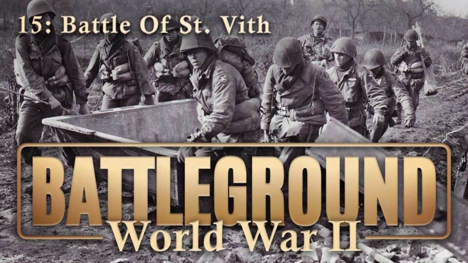 Battleground – World War II – Episode 15: Battle Of St. Vith