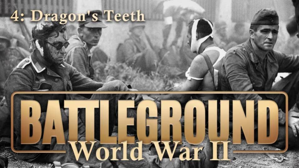 Battleground – World War II – Episode 4: Dragon's Teeth