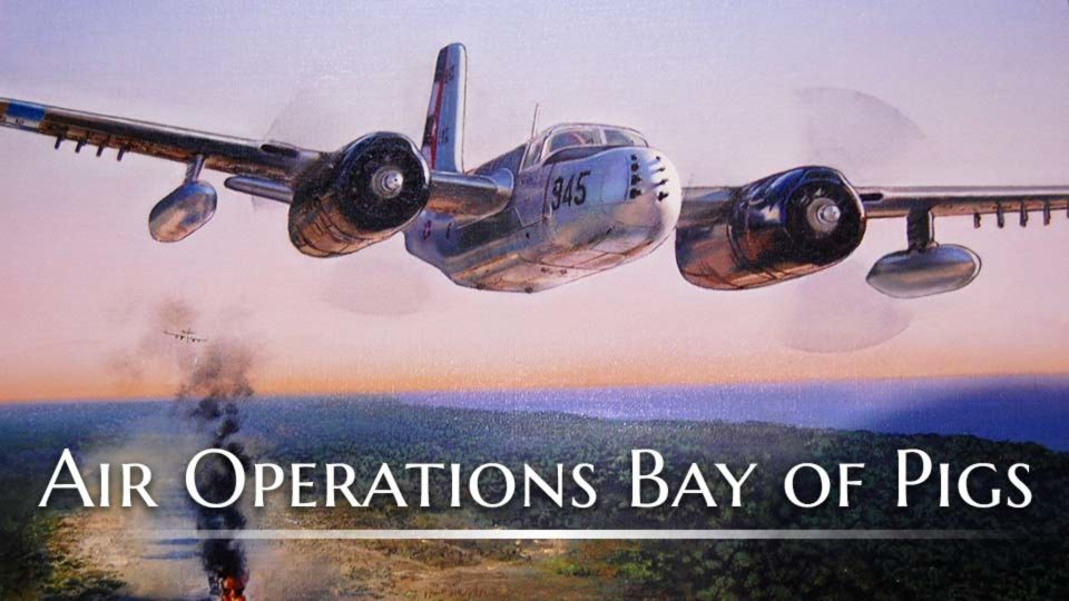 Air Operations Bay Of Pigs