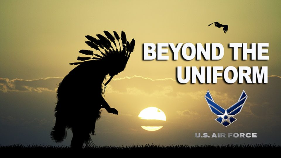Beyond the Uniform: an Airman's journey of service, self and culture