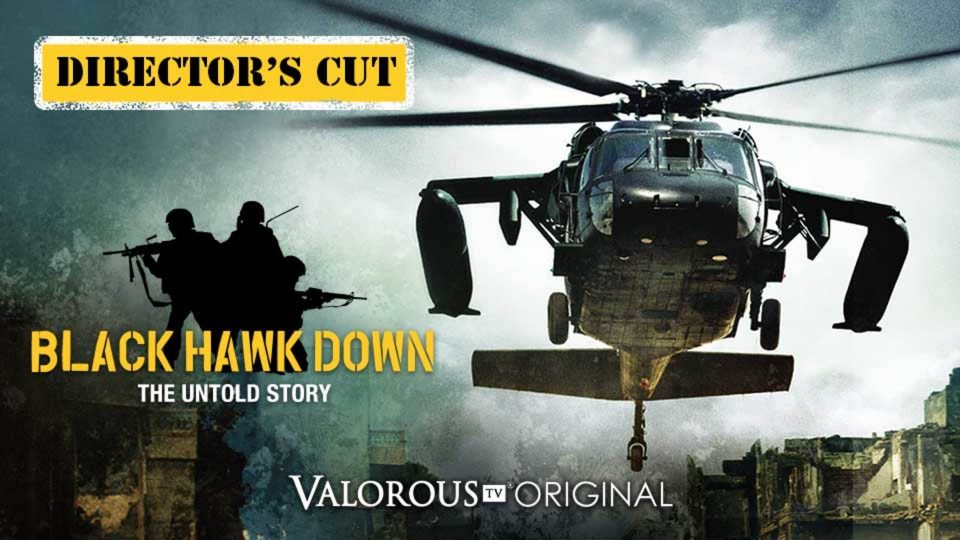 Black Hawk Down: The Untold Story – Director's Cut