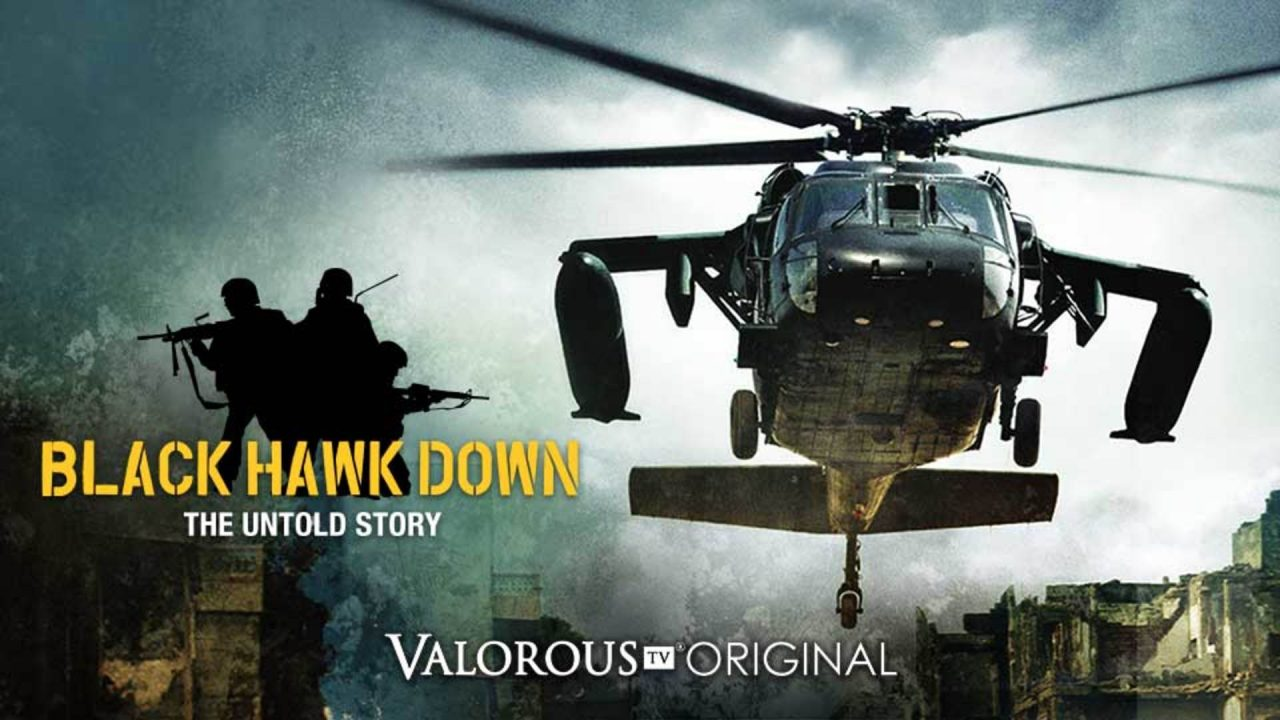 Black Hawk Down: The Untold Story Trailer