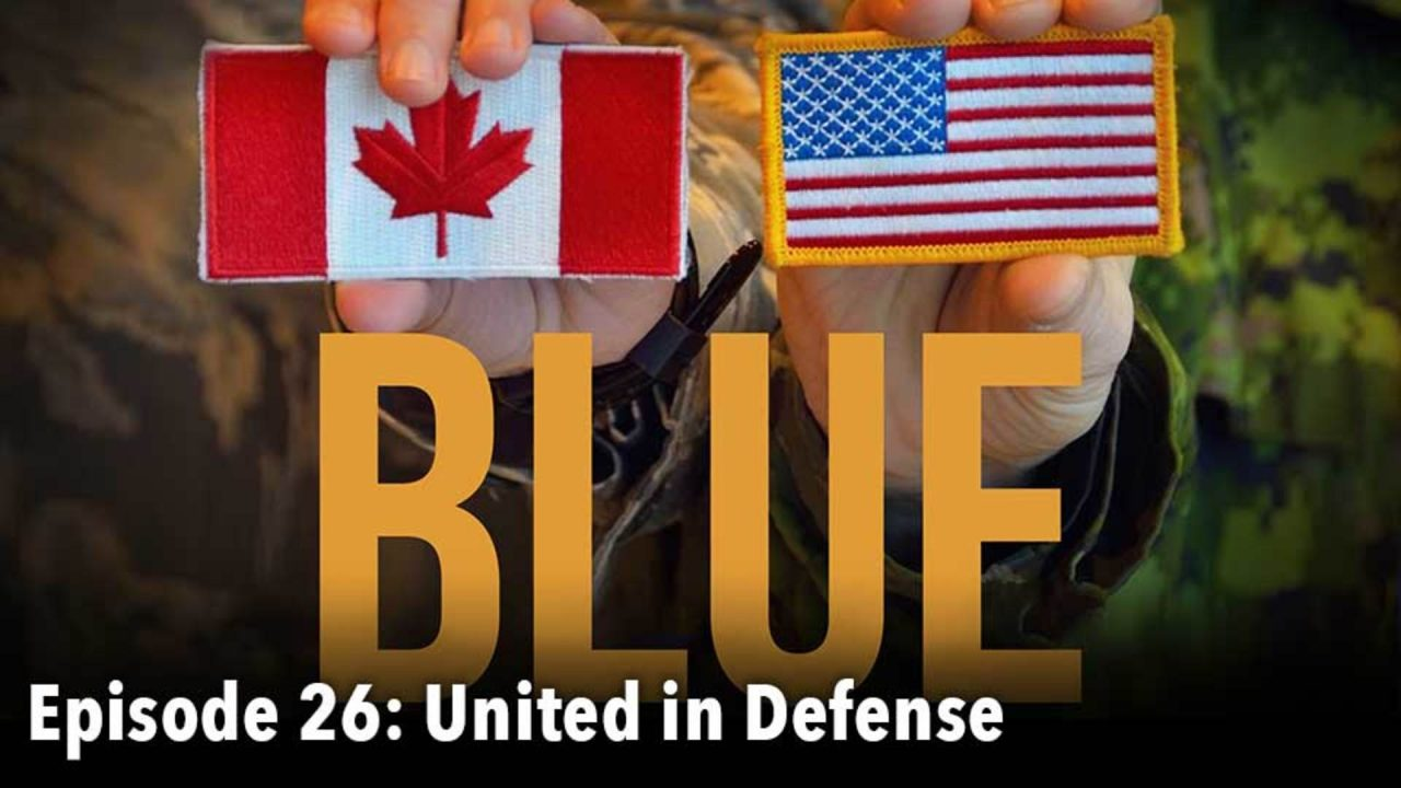 BLUE – Episode 26: United in Defense