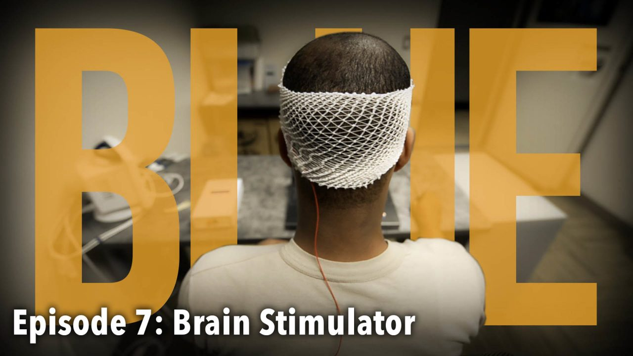 BLUE – Episode 7: Brain Stimulator