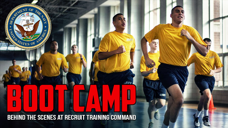 Boot Camp: Behind The Scenes at Recruit Training Command