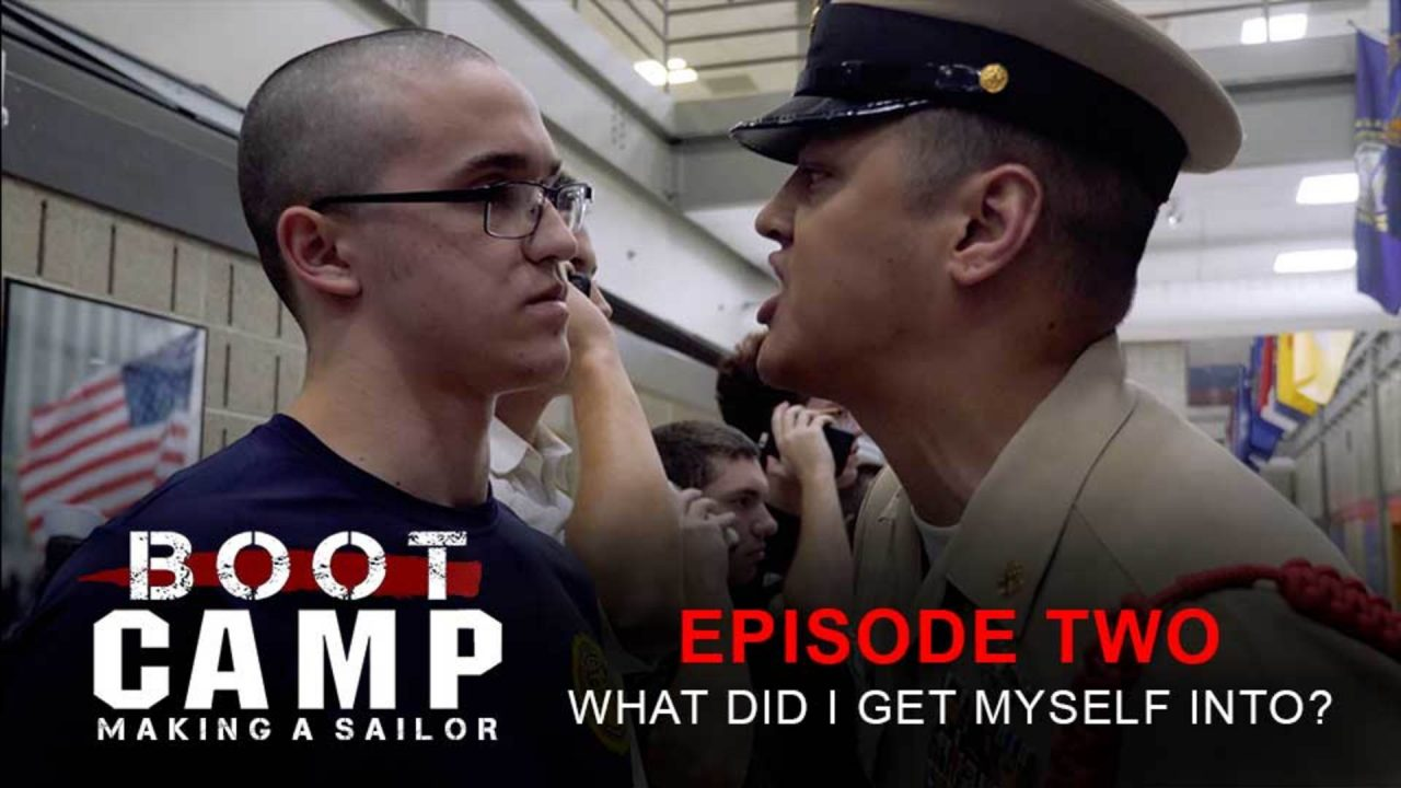 Boot Camp: Making a Sailor Episode 2