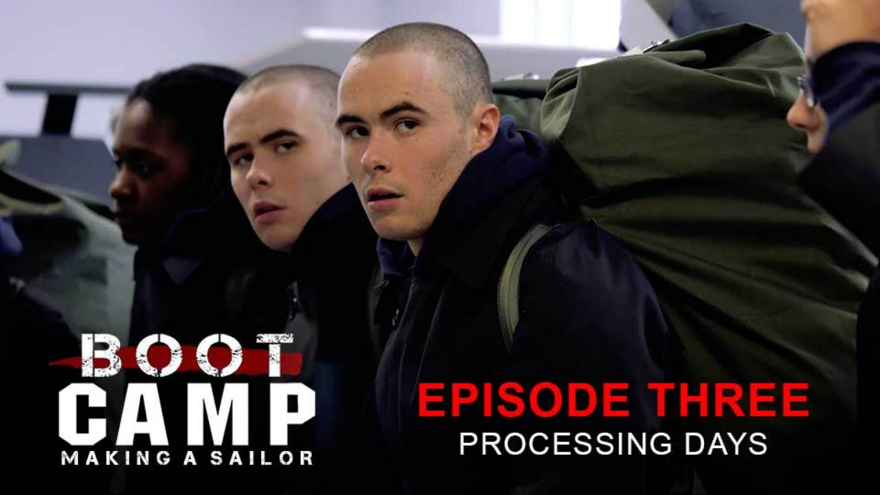 Boot Camp: Making a Sailor Episode 3