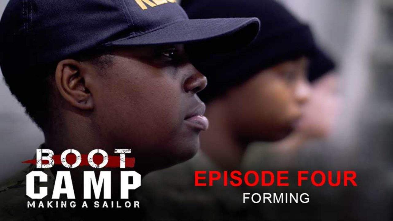 Boot Camp: Making a Sailor Episode 4