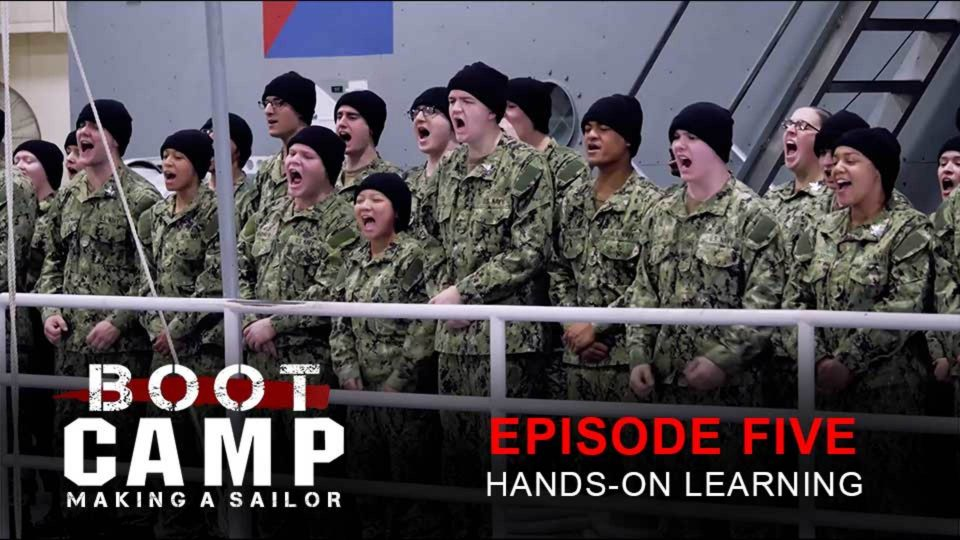 Boot Camp: Making A Sailor Episode 5