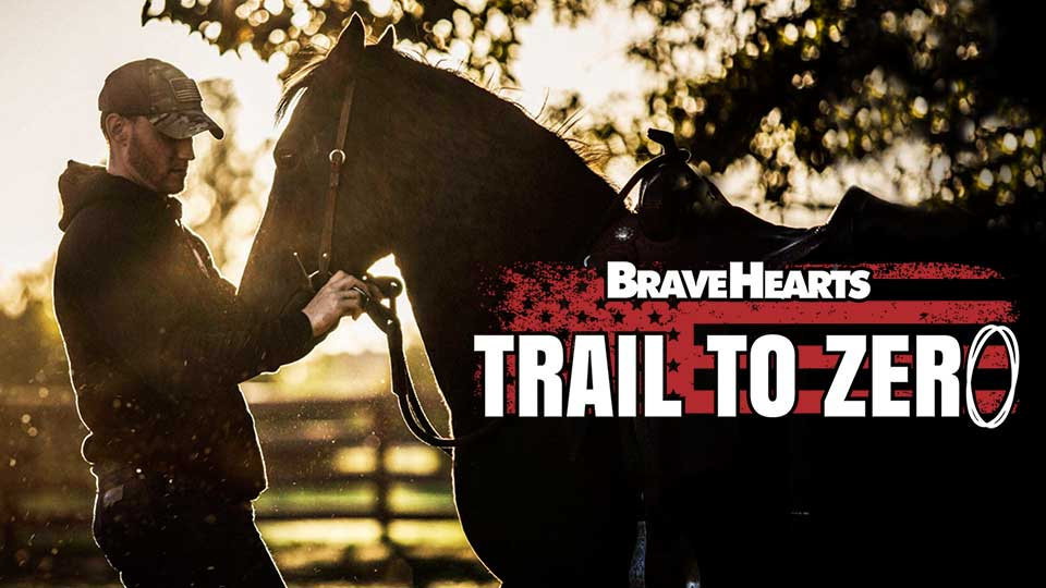 BraveHearts Trail to Zero- Ride to End Veteran Suicide