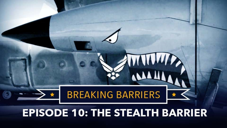 Breaking Barriers – Episode 10: The Stealth Barrier
