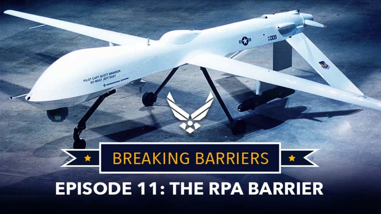 Breaking Barriers – Episode 11: The RPA Barrier