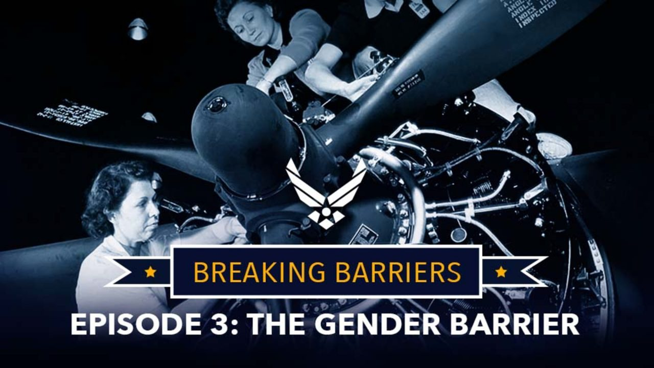 Breaking Barriers – Episode 3: The Gender Barrier