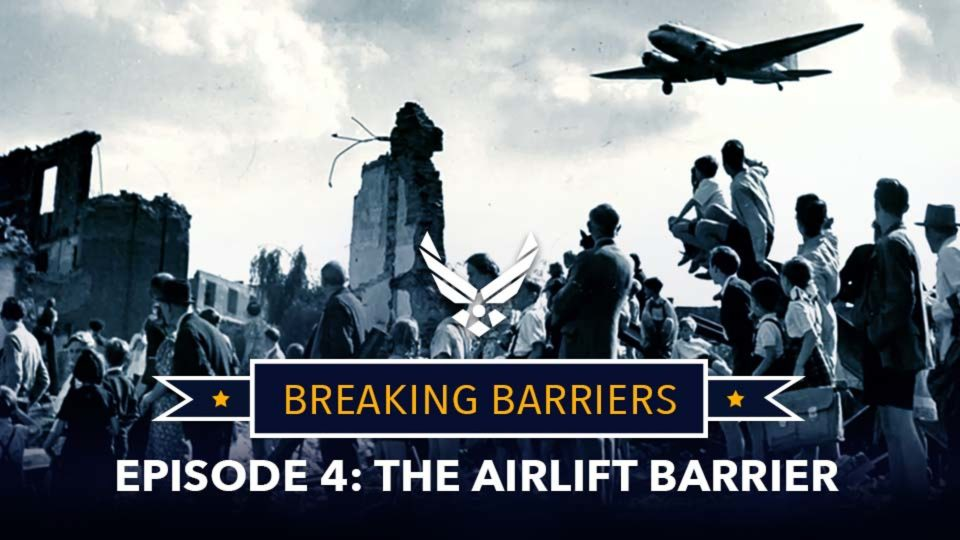 Breaking Barriers – Episode 4: The Airlift Barrier