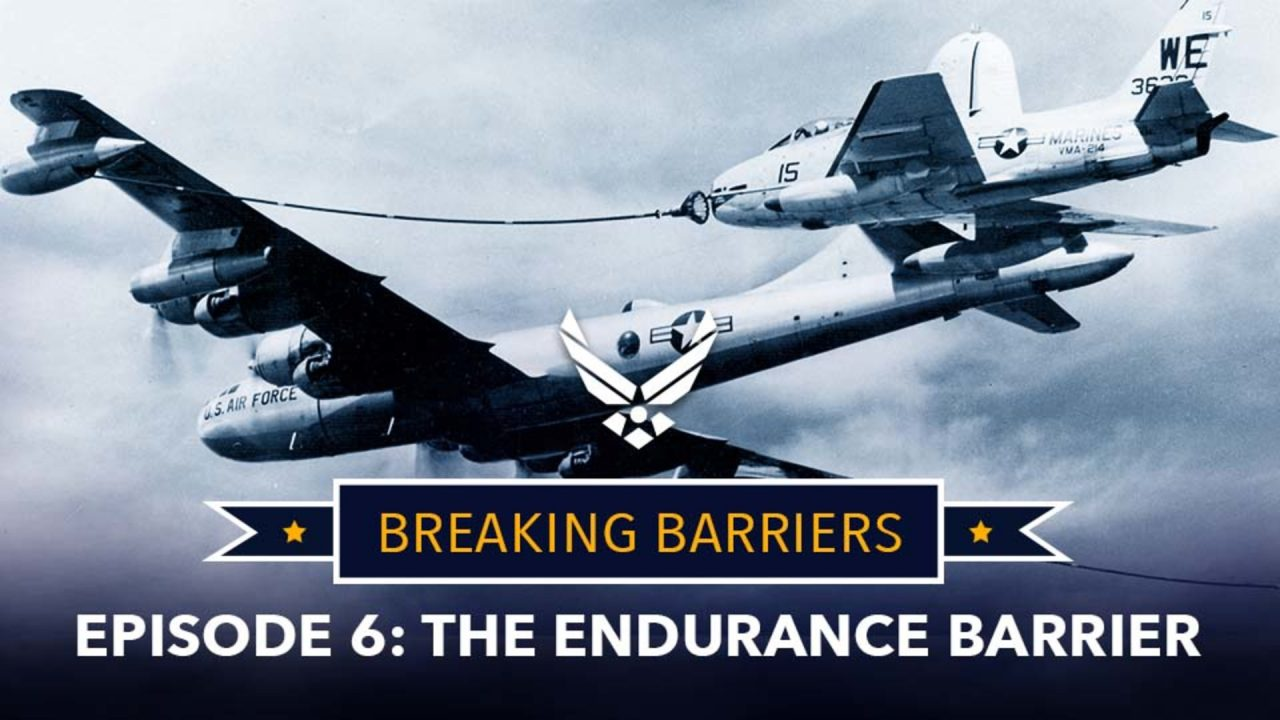 Breaking Barriers – Episode 6: The Endurance Barrier