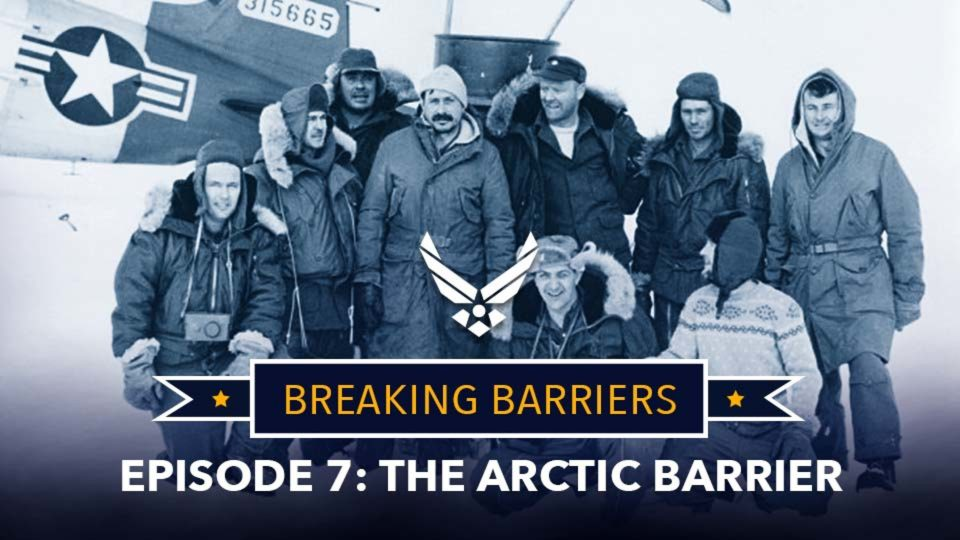 Breaking Barriers – Episode 7: The Arctic Barrier