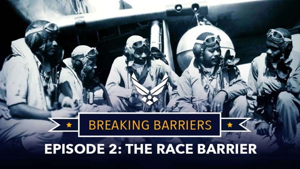Breaking Barriers – Episode 2: The Race Barrier