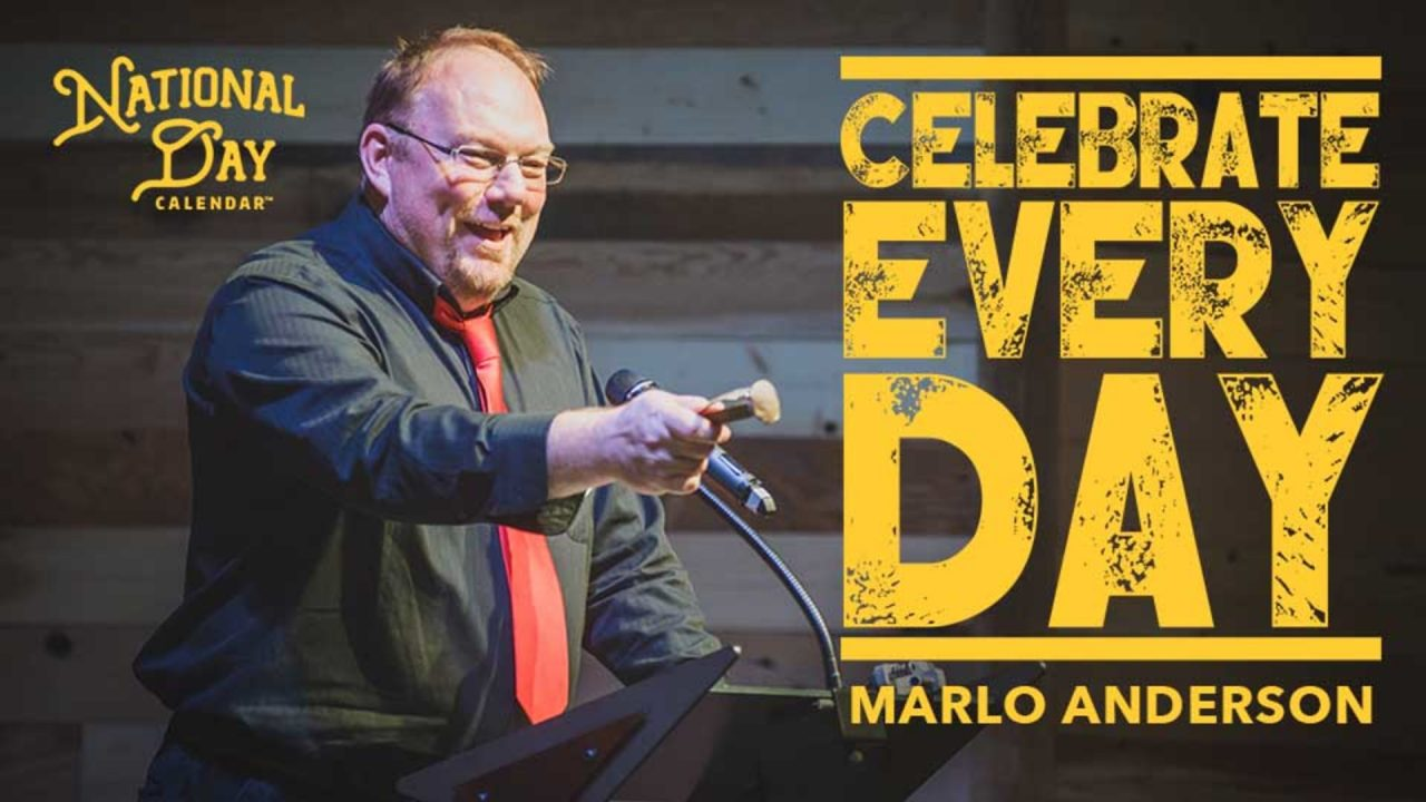 Celebrate Every Day With Marlo Anderson
