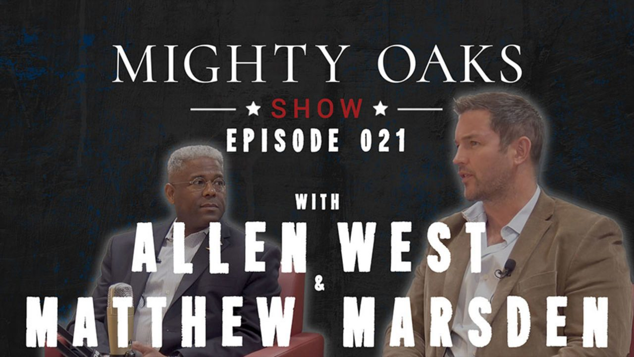 Celebrating 4th of July with Allen West & Matthew Marsden